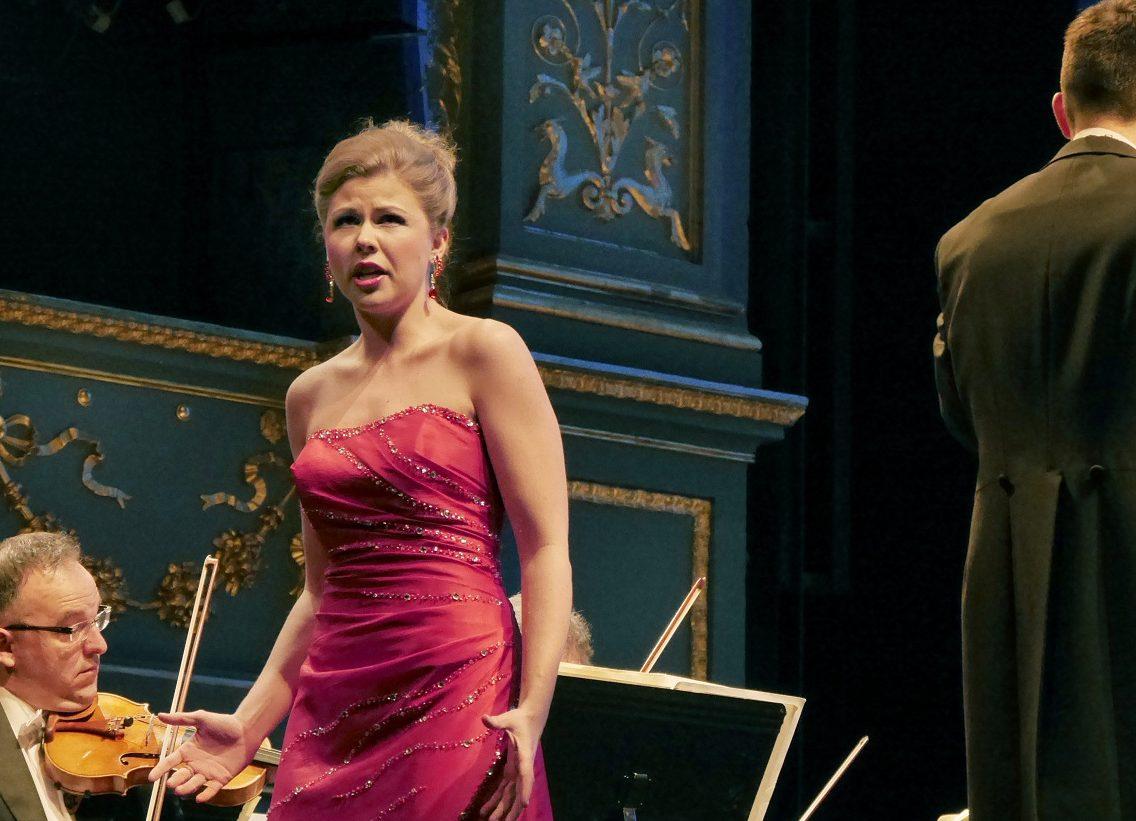 Lucie Kaňková získala třetí cenu na mezinárodní pěvecké soutěži v Bologni