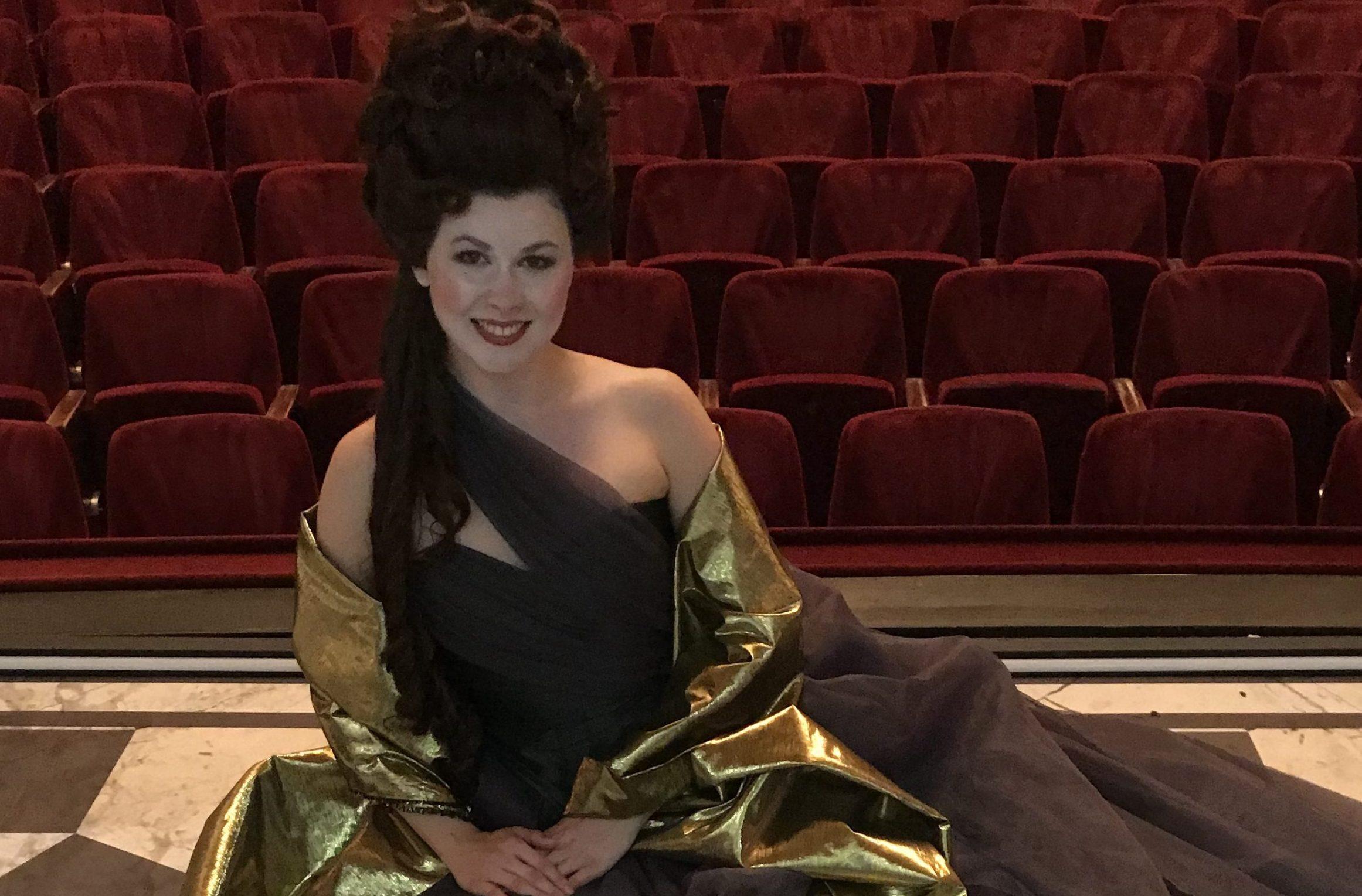 Monteverdiho Korunovace Poppey jako druhá premiéra nové operní sezóny